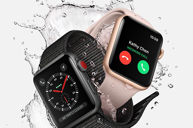 NCC:法規未限制可通話Apple Watch 3登台