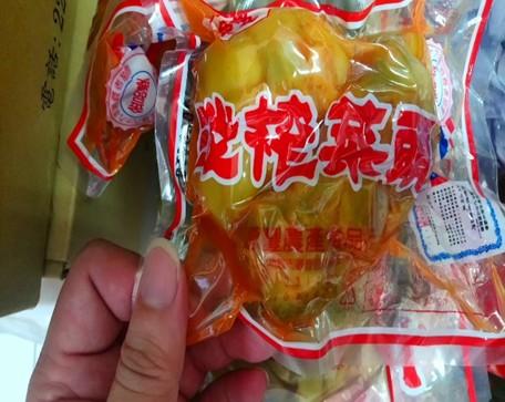 台北市最新抽驗 驚見防腐劑超標「淡榨菜頭」