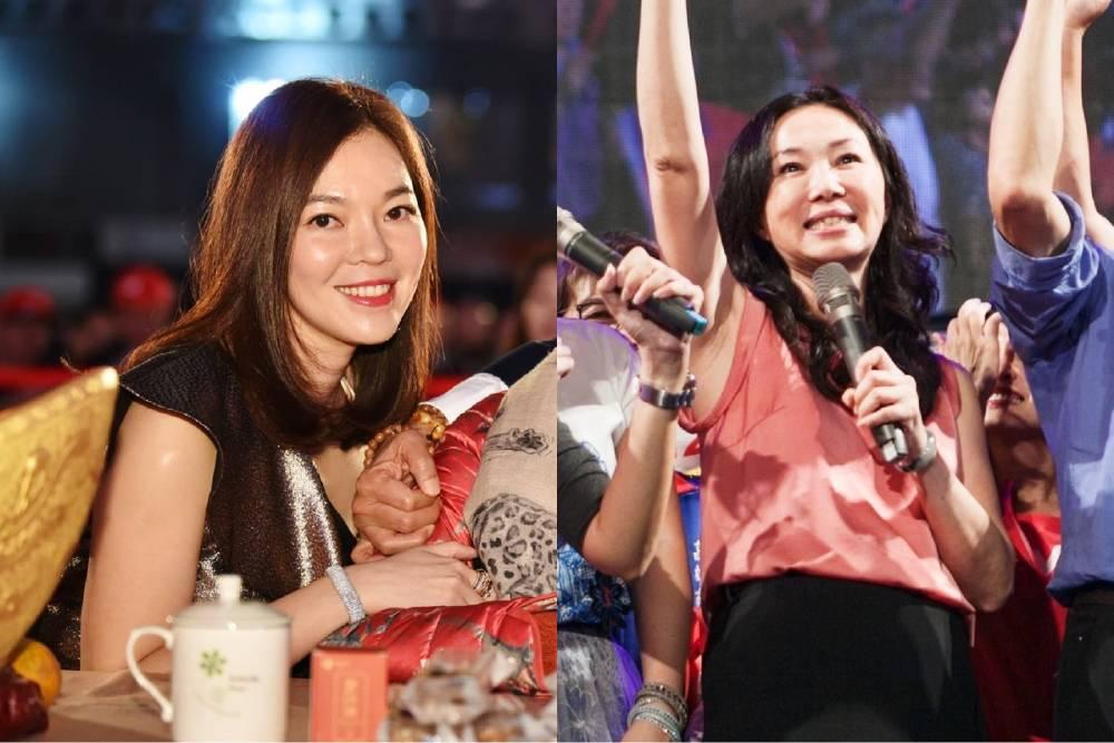 兩位夫人的淚水!曾馨瑩、李佳芬從反對到助選 如何成為溫柔的力量