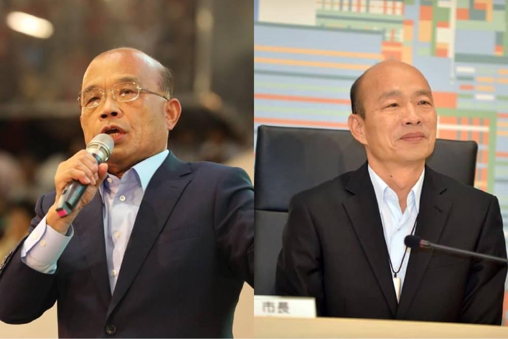 韓國瑜狠批防疫「一國兩制」!結果補助早核發 高市府回應讓網友7PUPU