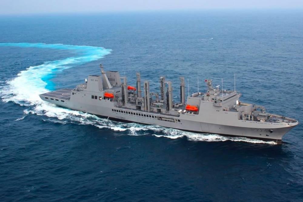 「並沒有什麼了不起的錯誤」國防部再對磐石艦染疫說明
