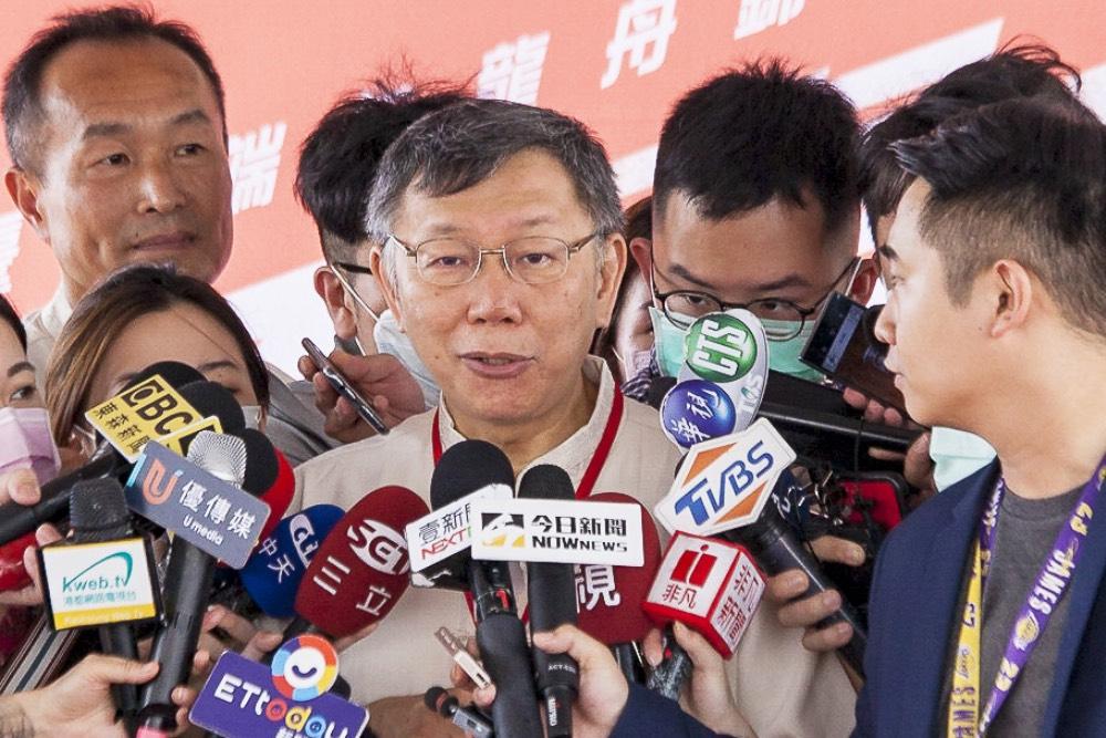 罷韓下一個目標首推薦「侯友宜」!柯文哲拉新北市長在前面擋子彈