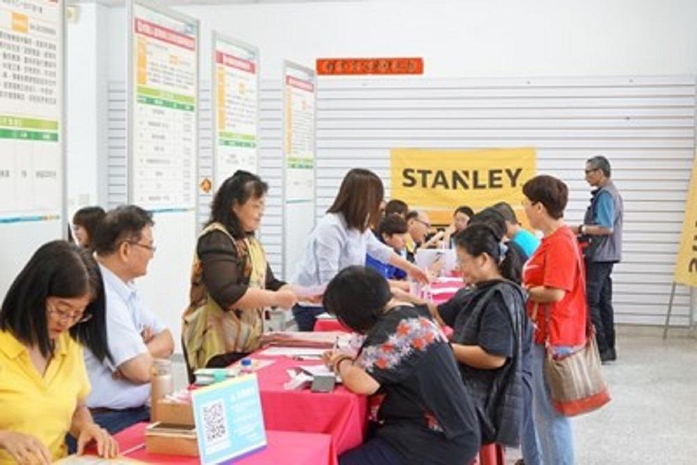 台中海線廠商聯合徵才600個職缺