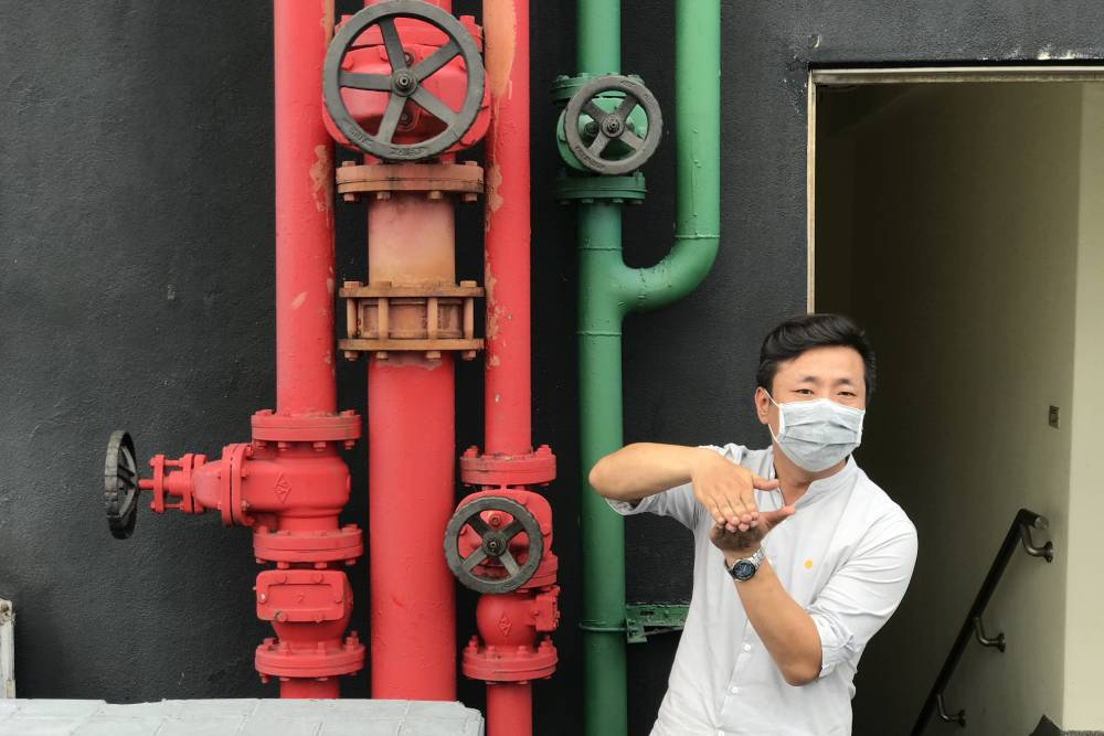 【消防毒物4-2】屋頂配管逆止閥裝錯  長年喝污染水恐致癌