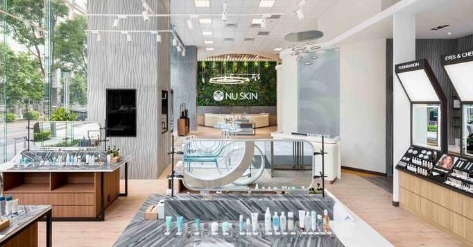 最潮新地標!NU SKIN綠能旗艦館時尚設計 獲國際認證肯定