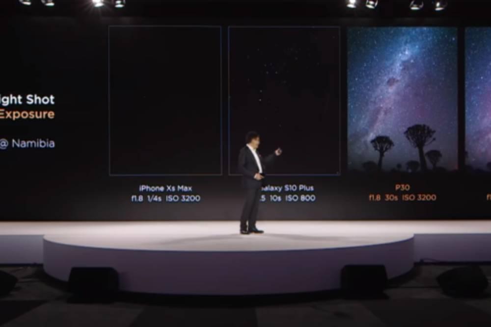 對於Apple推串流服務 余承東受訪酸:自知技術拚不過華為