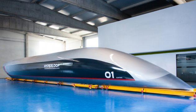 超級高鐵Hyperloop TT乘客艙首亮相!再3年你我就能搭乘