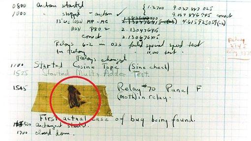 為什麼電腦程式出錯叫「bug」?原因竟然真的是隻昆蟲!