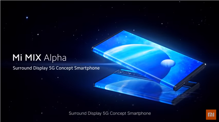 螢幕佔比180%的MIX Alpha概念機有望在更多地方消受?小米證實印度將開賣