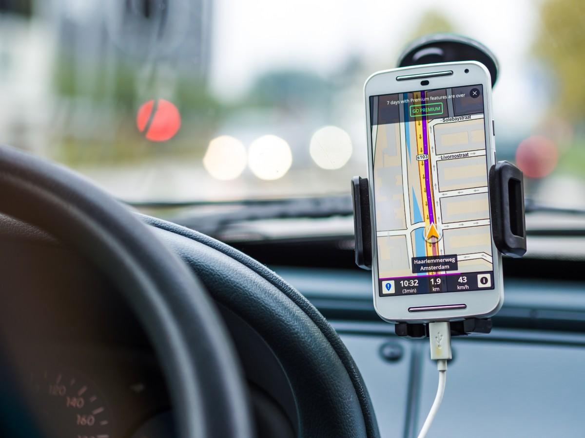 開車常用手機當導航?小心架錯您的位置提早說掰掰!