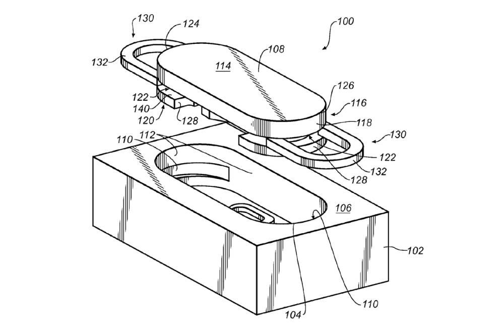 iPhone防水技術再升級?Apple新申請的「防水按鍵組件」專利曝光
