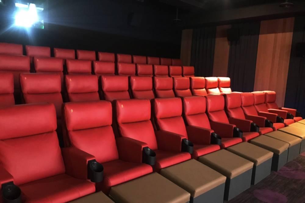 永和唯一電影院!13個影廳 喜樂時代來了