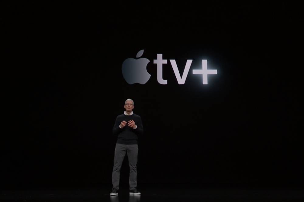 創造屬於自己的大平台!Apple推全新原創影音、新聞、遊戲串流服務