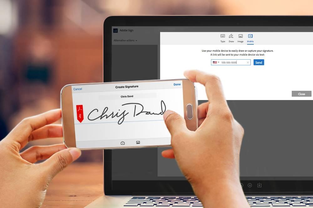 簽約流程e化!Adobe Sign整合系統 上百份合約33小時內完成