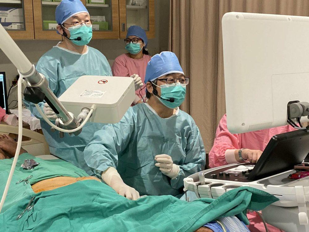台灣每年新冒萬例肝癌  1/6首次治療全靠「腫瘤消融」保命