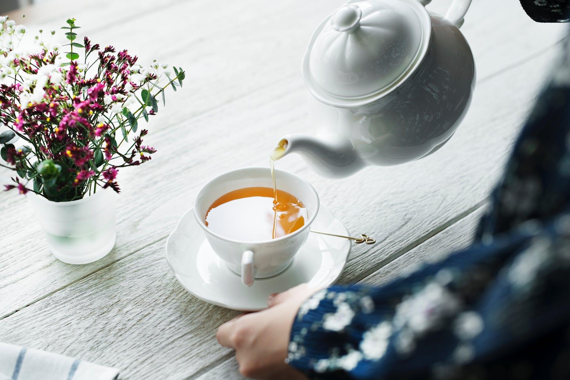 【蔡順山專欄】五種常見花茶 喝什麼好呢?
