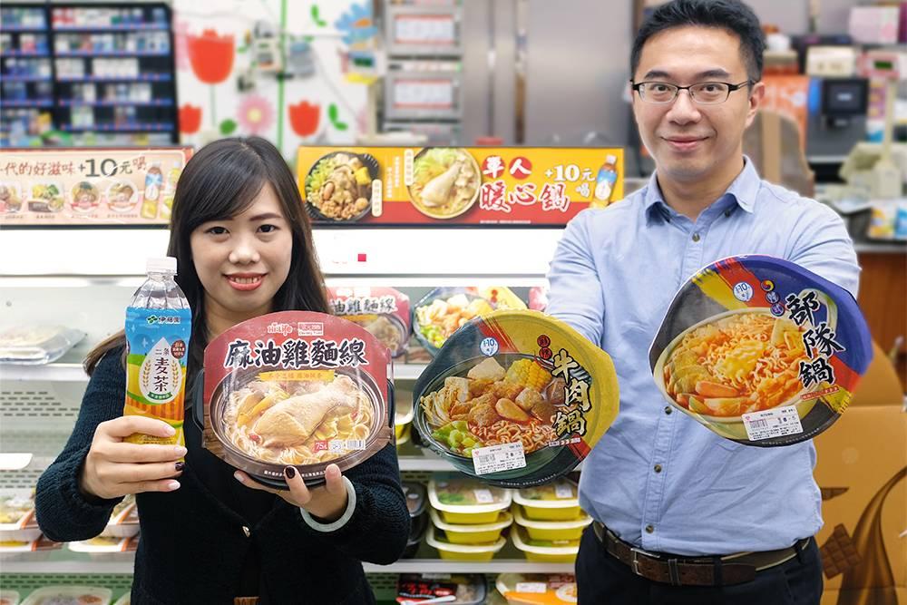 冬天就是要吃鍋! 超商業者推出即食鍋物 讓吃火鍋也可以很輕鬆
