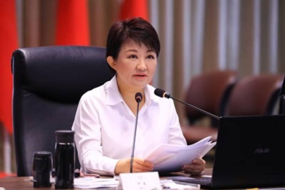 盧秀燕:希望中央適度控制國外來台數量