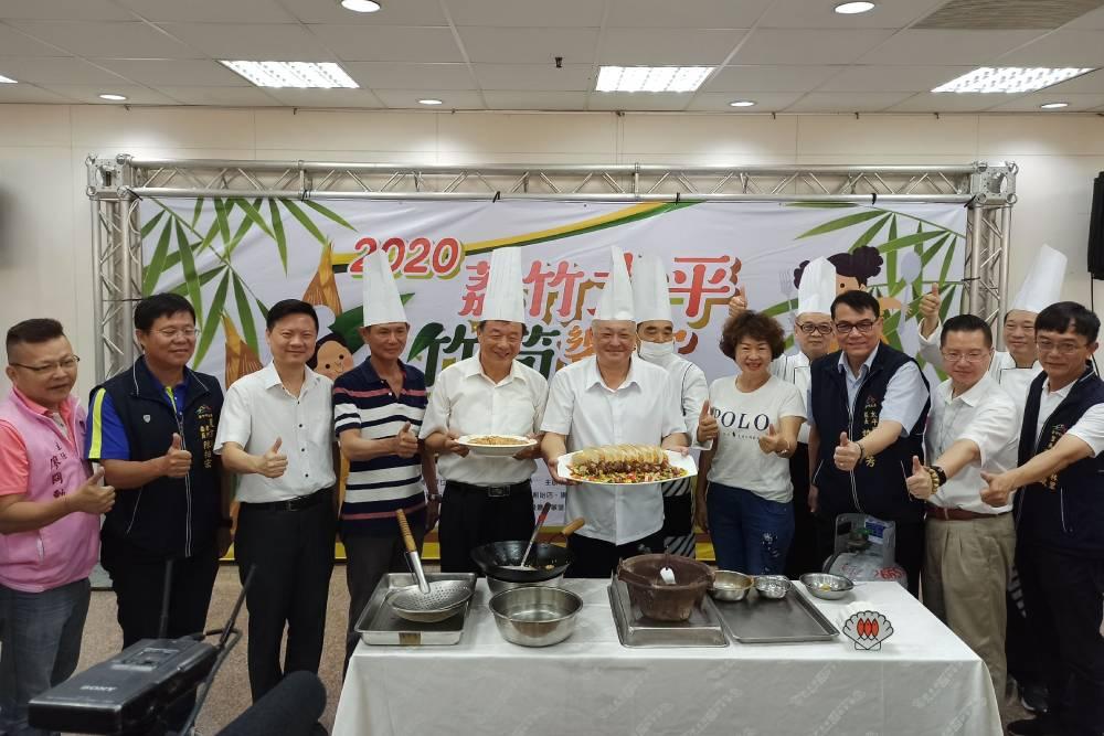 台中太平區8月1日麻竹筍饗宴開放訂桌