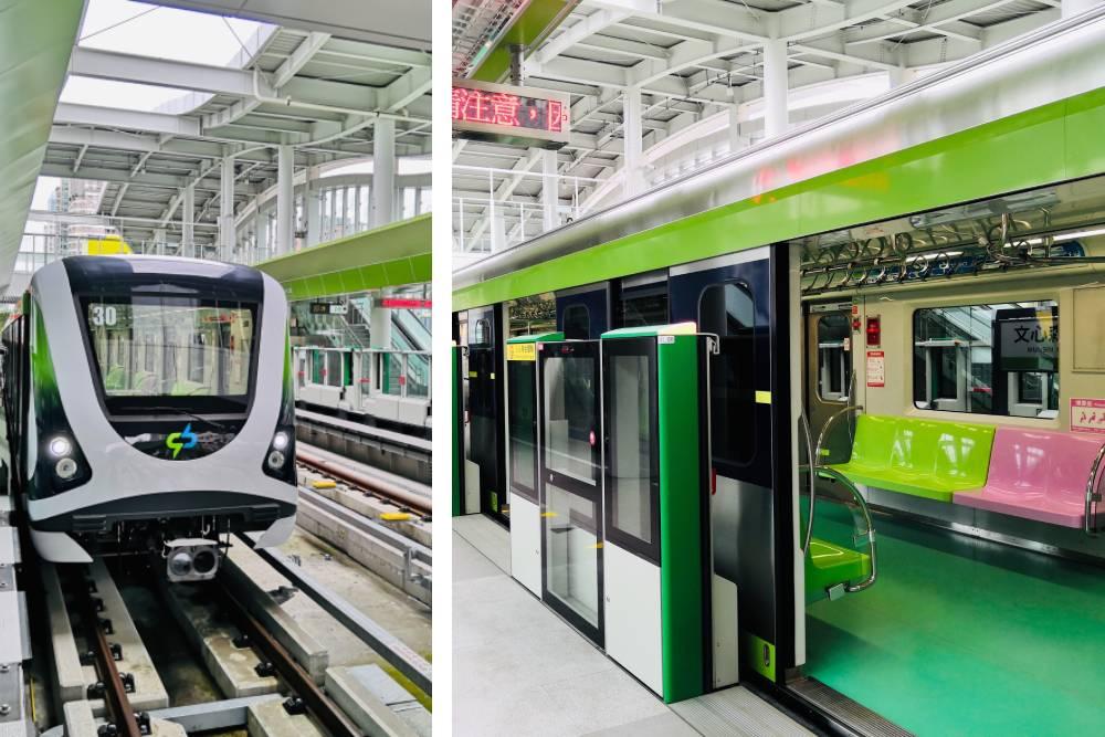 台中捷運綠線票價定案每2年檢討一次