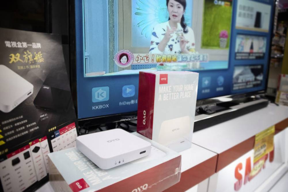 OTT電視盒1500元有找!快跟上全球大螢幕收視趨勢