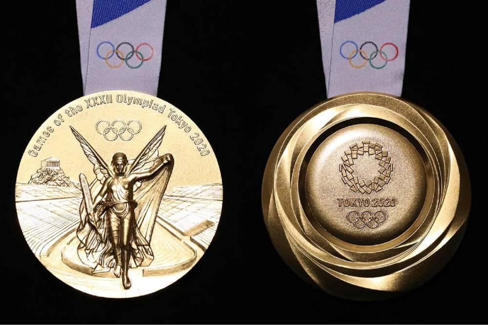 東京奧運獎牌亮相 100%用民眾捐出的3C產品打造而成