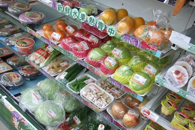 超商食品「原」力覺醒 水果銷售量增