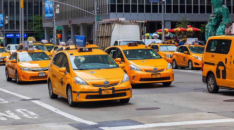 多元化計程車、全國統一叫車App來臨