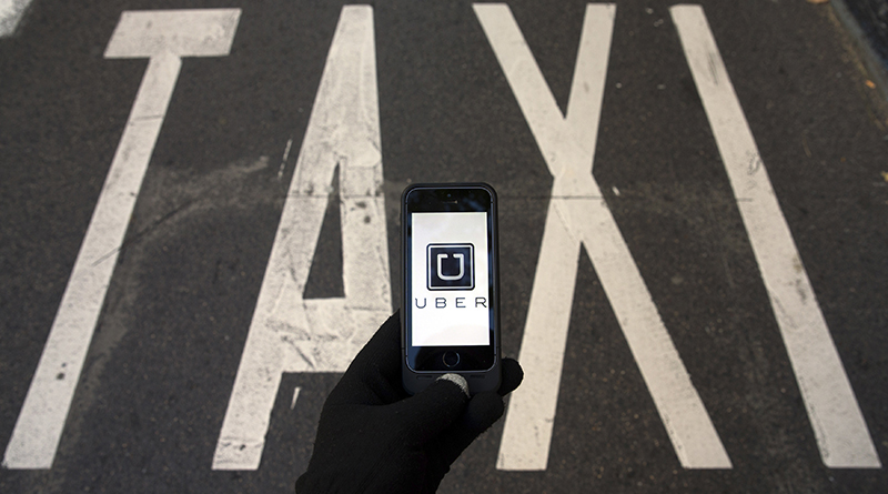 政府祭出《Uber條款》提高罰鍰  非最佳解決方案