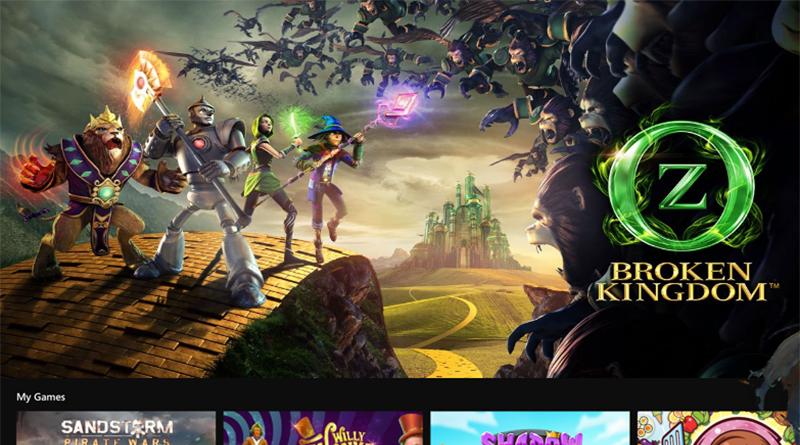 Facebook推遊戲平台Gameroom叫陣Steam!