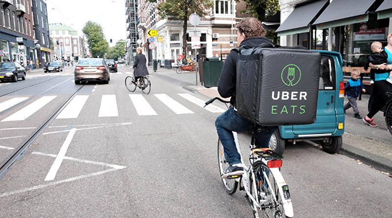 規避法律漏洞? UberEATS上路問題多