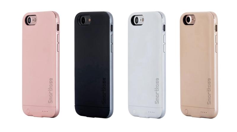 「Smartkase」手機殼 iPhone 7瞬間變身雙卡雙待