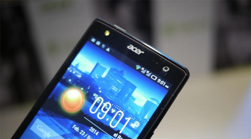 傳將在泰國停賣手機? 宏碁:誤傳