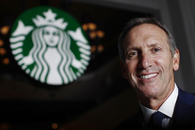 星巴克CEO明年交棒 改主攻高價咖啡市場