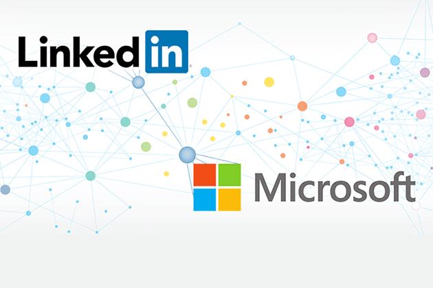 等了十年,微軟終於成功併LinkedIn