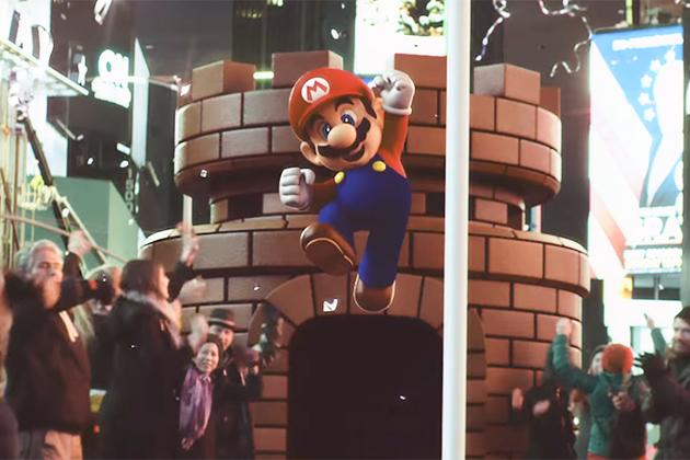 15日正式上市~Super Mario Run需要一直開著網路才行