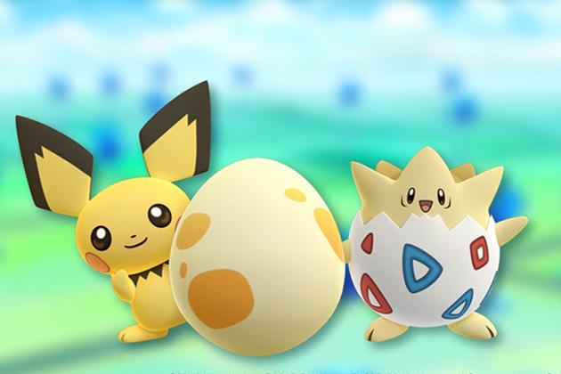 《Pokémon GO》聖誕版皮卡丘出沒、波克比也來了!