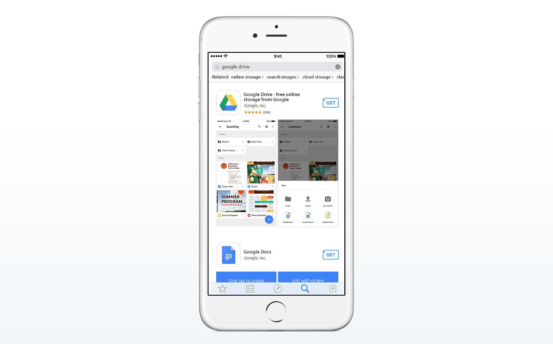 Google Drive現在可支援備份iPhone資料了!