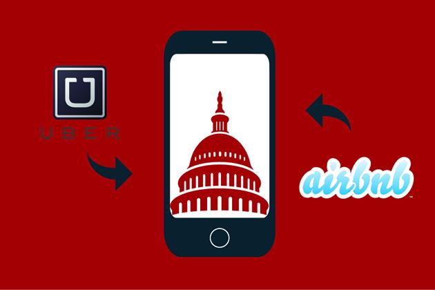「創新」不能作為藉口,政府先後祭出Uber、Airbnb條款