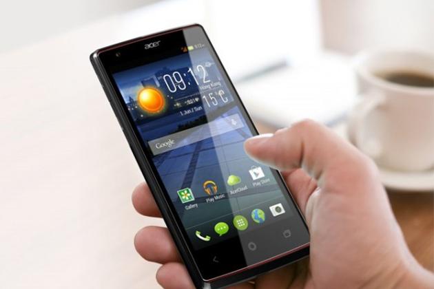 否認退出手機市場 宏碁:調整策略
