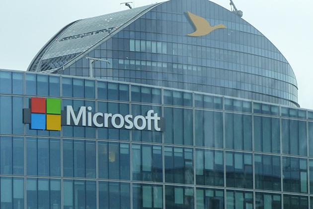微軟可能成為全球首間市值破兆美元的科技公司