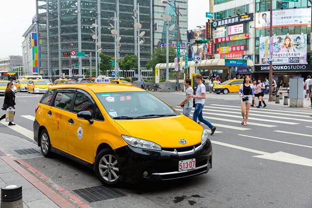 多元計程車「合法」上路 初期費率不調整