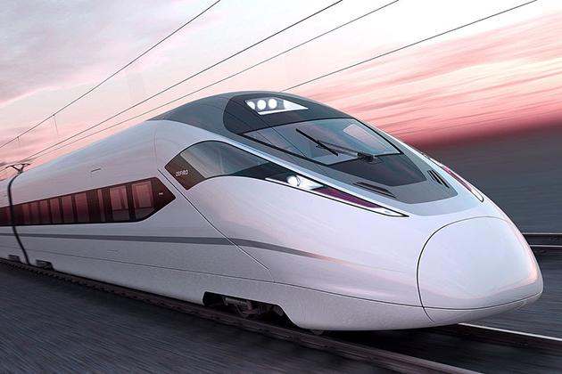 建設救經濟 2020年中國高鐵將達3萬公里