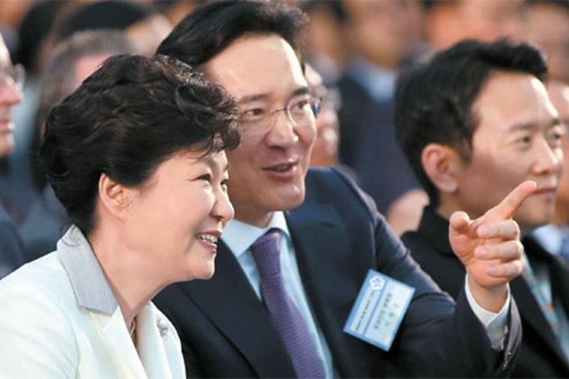 涉行賄、作偽證 韓檢方申請逮捕三星少主李在鎔