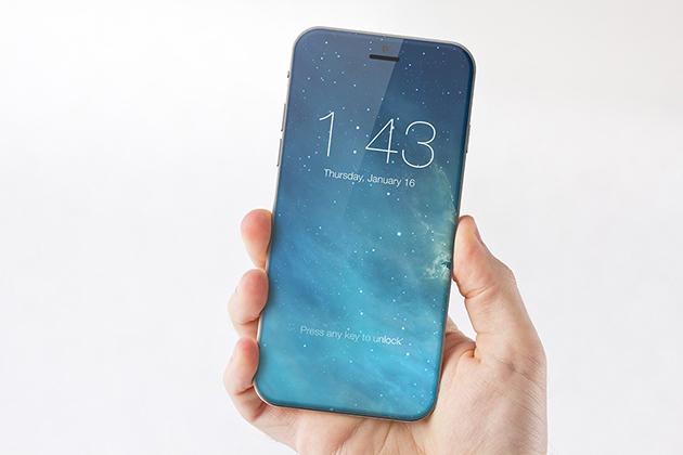 iPhone 8帶動OLED手機風潮 2019年超越LCD面板手機