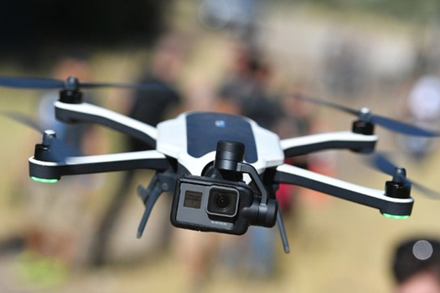 捲土重來! GoPro重新設計無人機「Karma」
