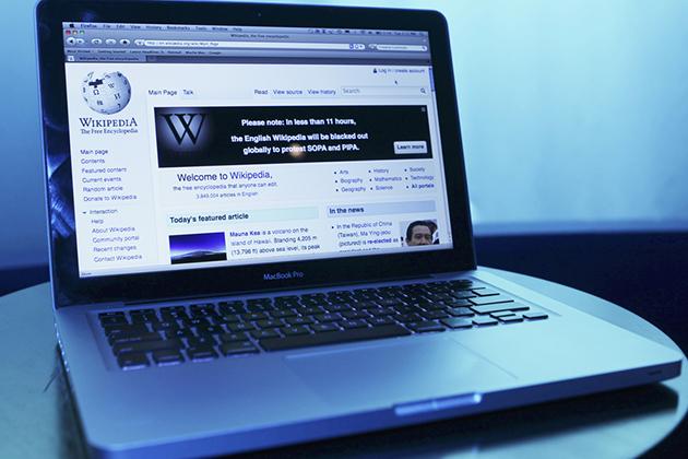 消息不可靠? 英國《每日郵報》遭維基百科禁用