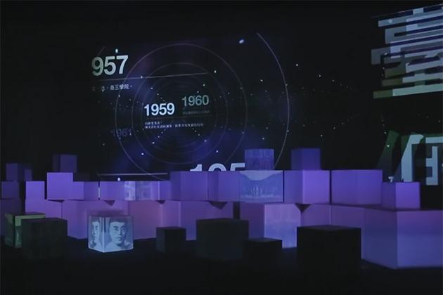 【台灣新創系列】政大研總3D攝影棚 |空間展示