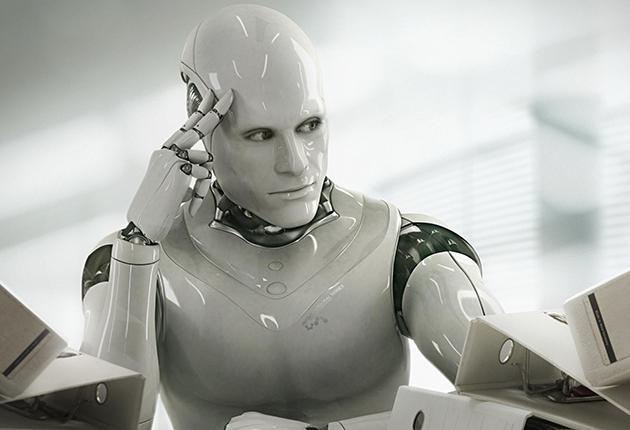 AI機器人摧毀人類? Alphabet董事長:只是電影情節