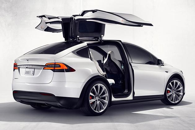 Tesla純電動休旅Model X台灣開放預訂 售價404萬元起跳
